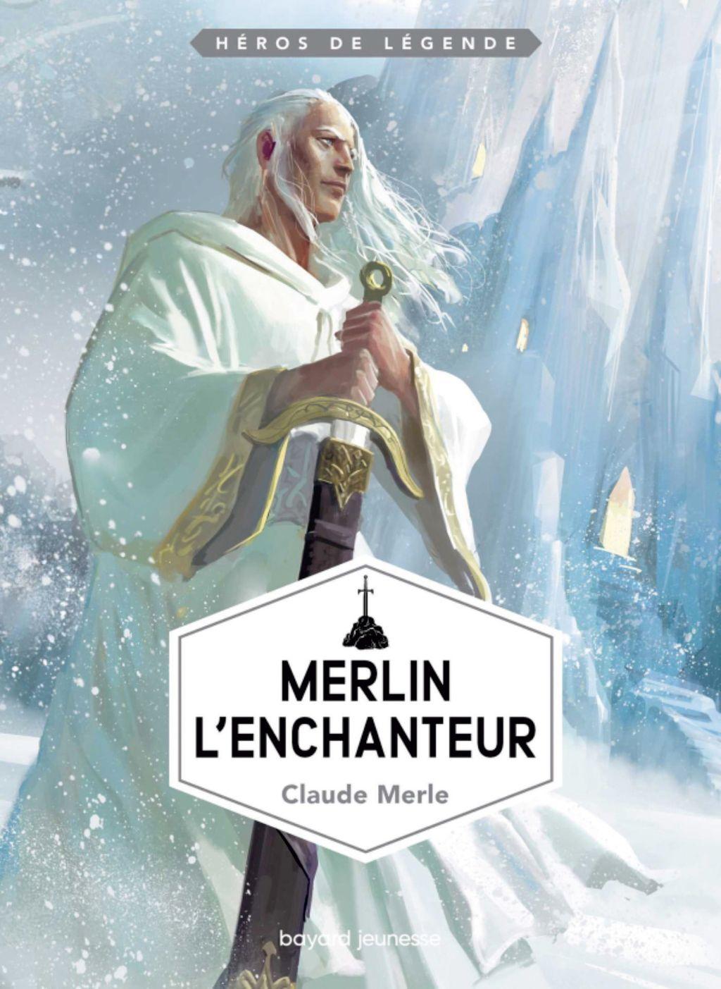Couverture de «Merlin»