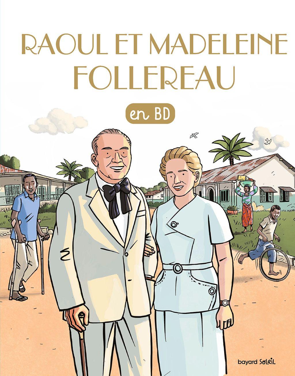 Couverture de «Raoul et Madeleine Follereau»