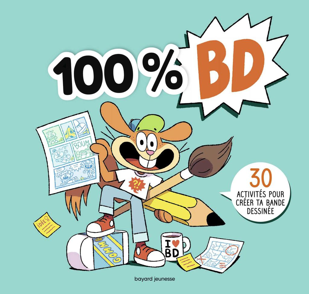 «100% BD» cover