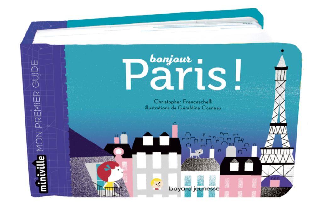 Couverture de «Bonjour Paris !»