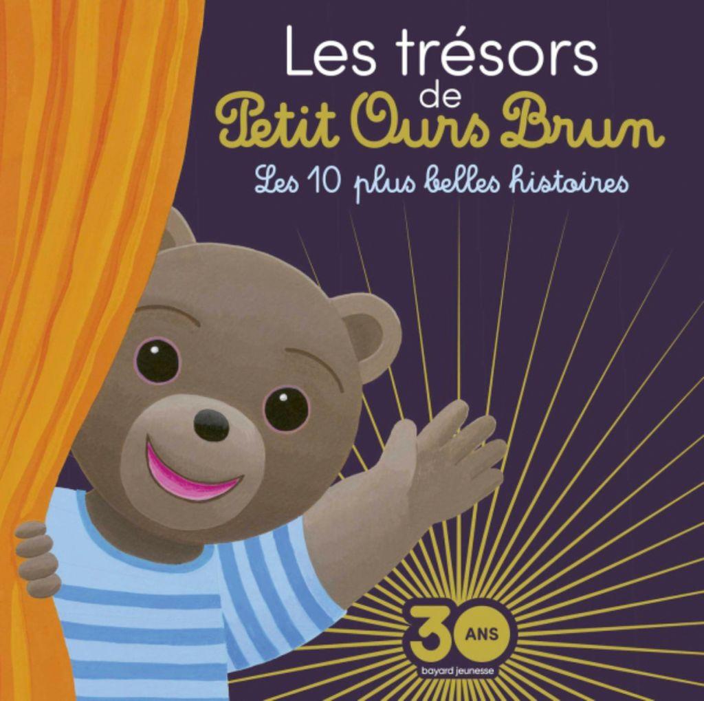 Couverture de «Les trésors de Petit Ours Brun – Les 10 plus belles histoires»
