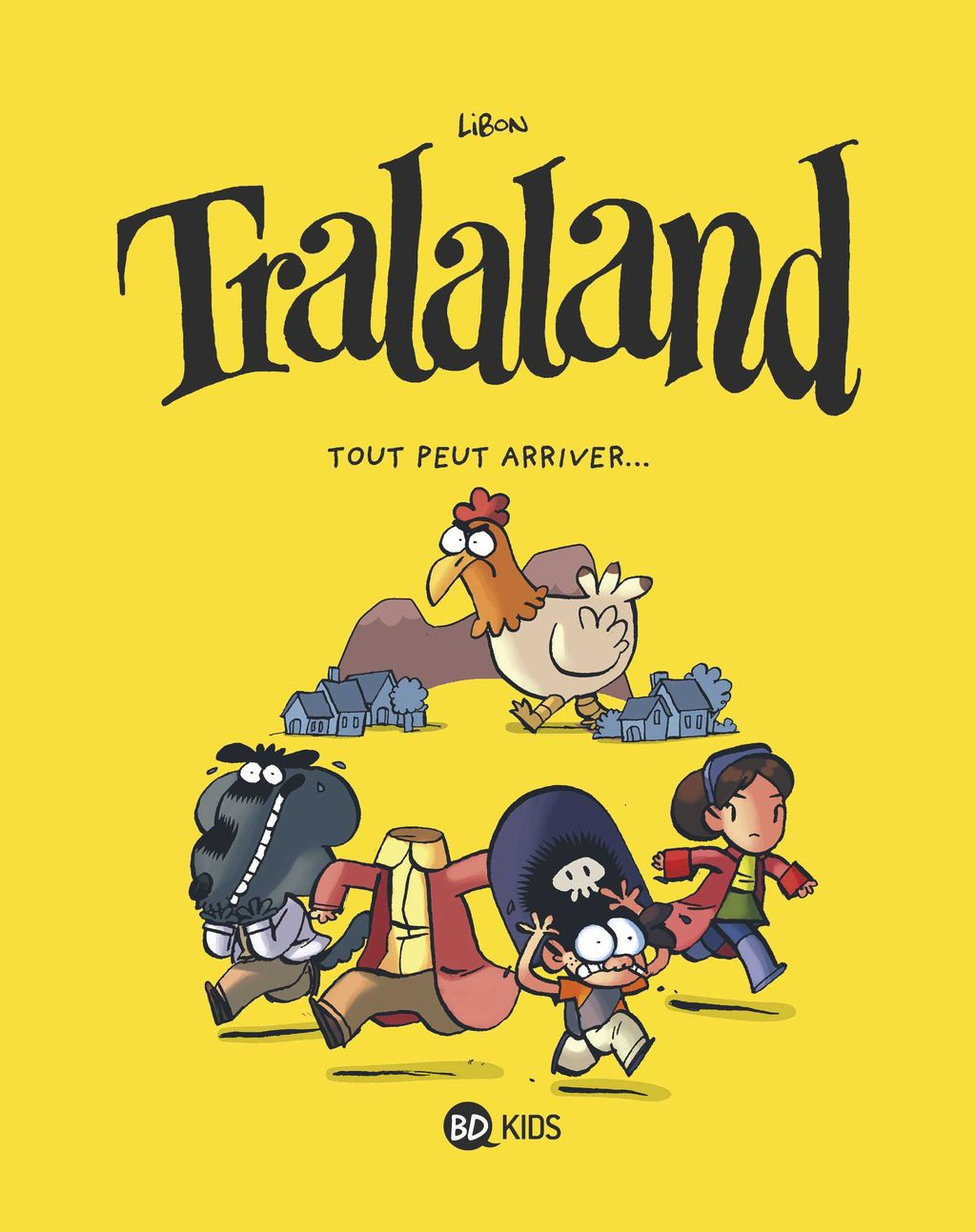 « Tralaland T3 » cover