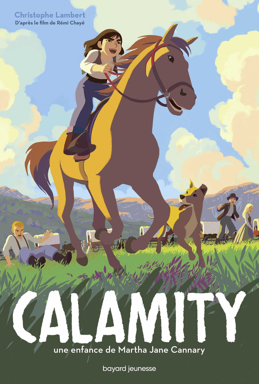 « Calamity » cover