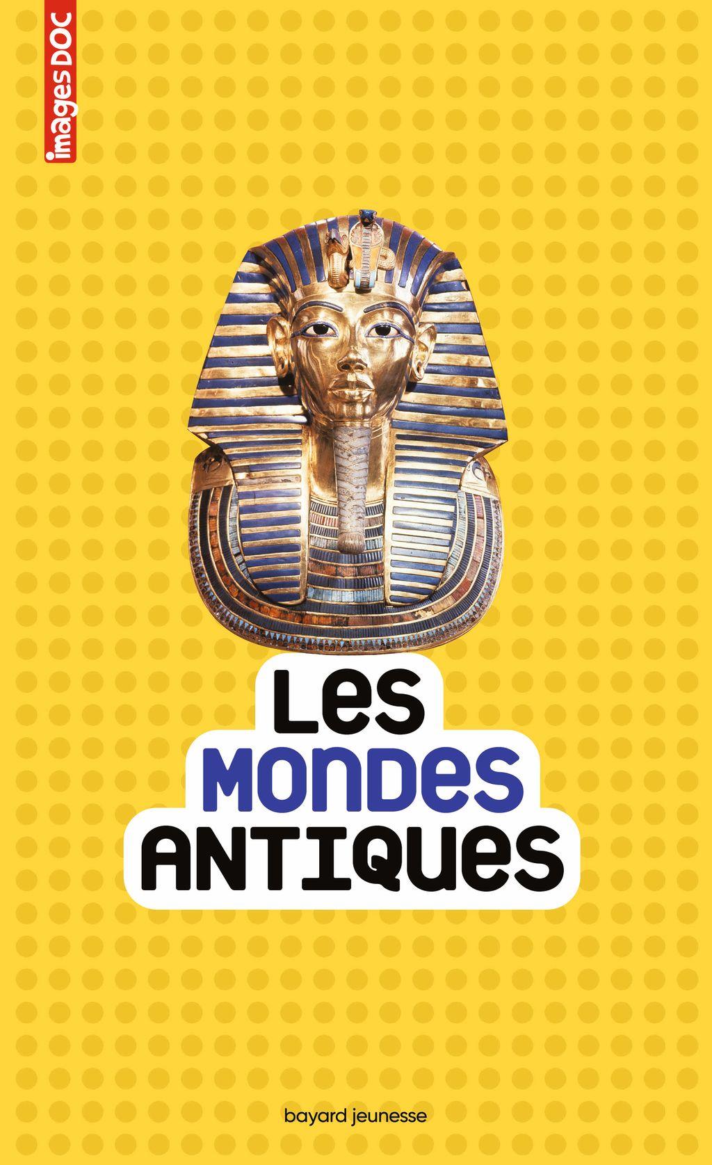 Couverture de «Les mondes antiques (NE)»