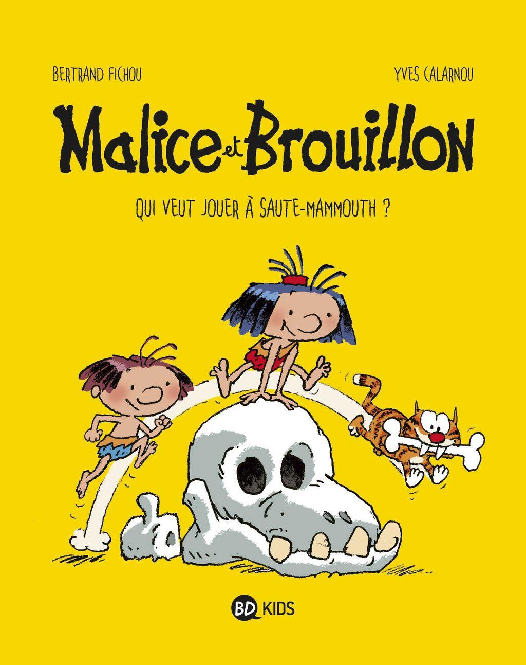 Couverture de «Malice et Brouillon 1»
