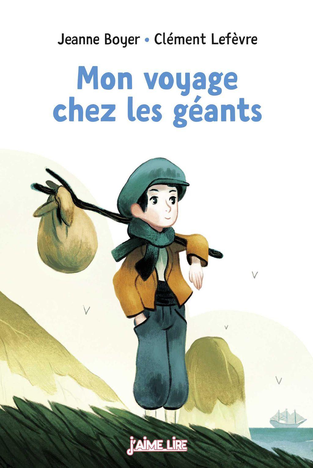 Couverture de «Mon voyage chez les géants»