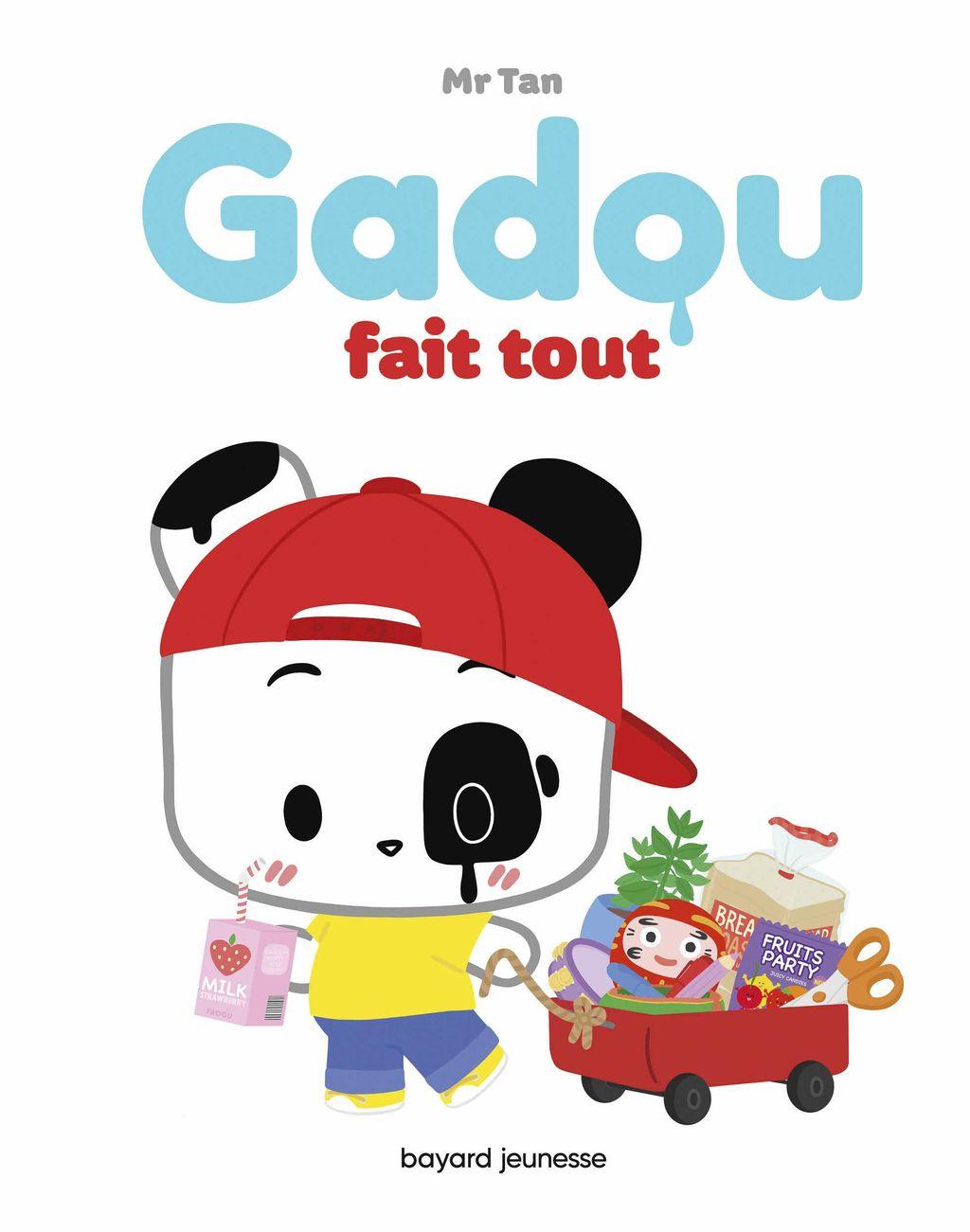 Couverture de «Gadou fait tout»