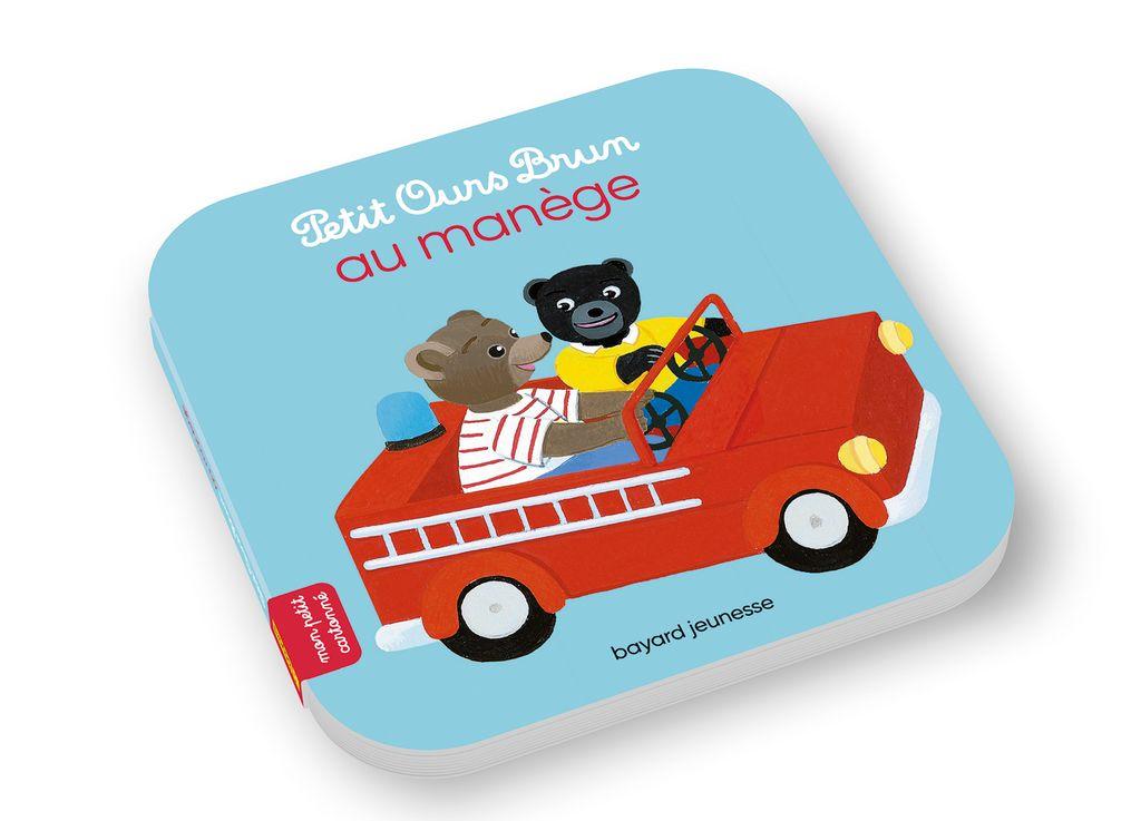 «Petit Ours Brun va au manège» cover