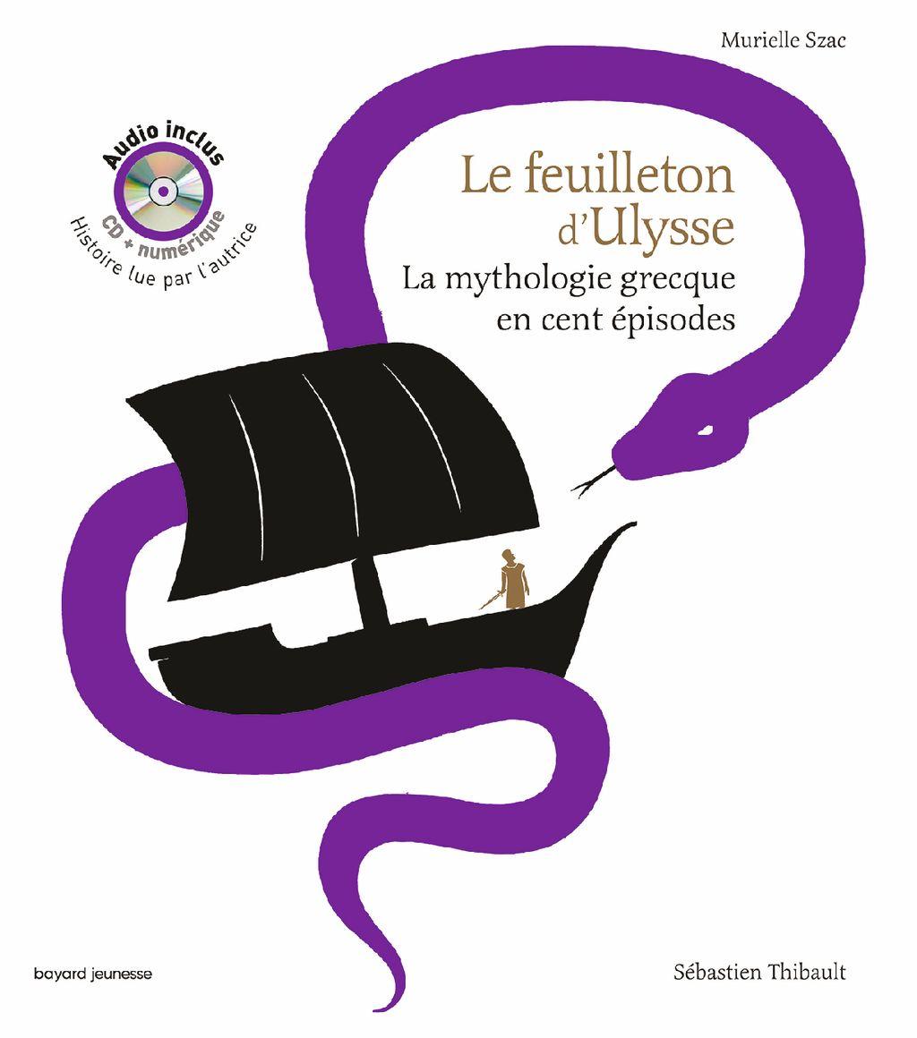 Couverture de «Le feuilleton d'Ulysse audio»