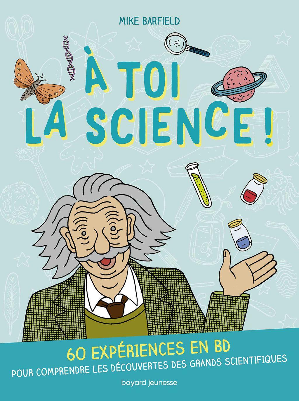 Couverture de «À toi la science !»
