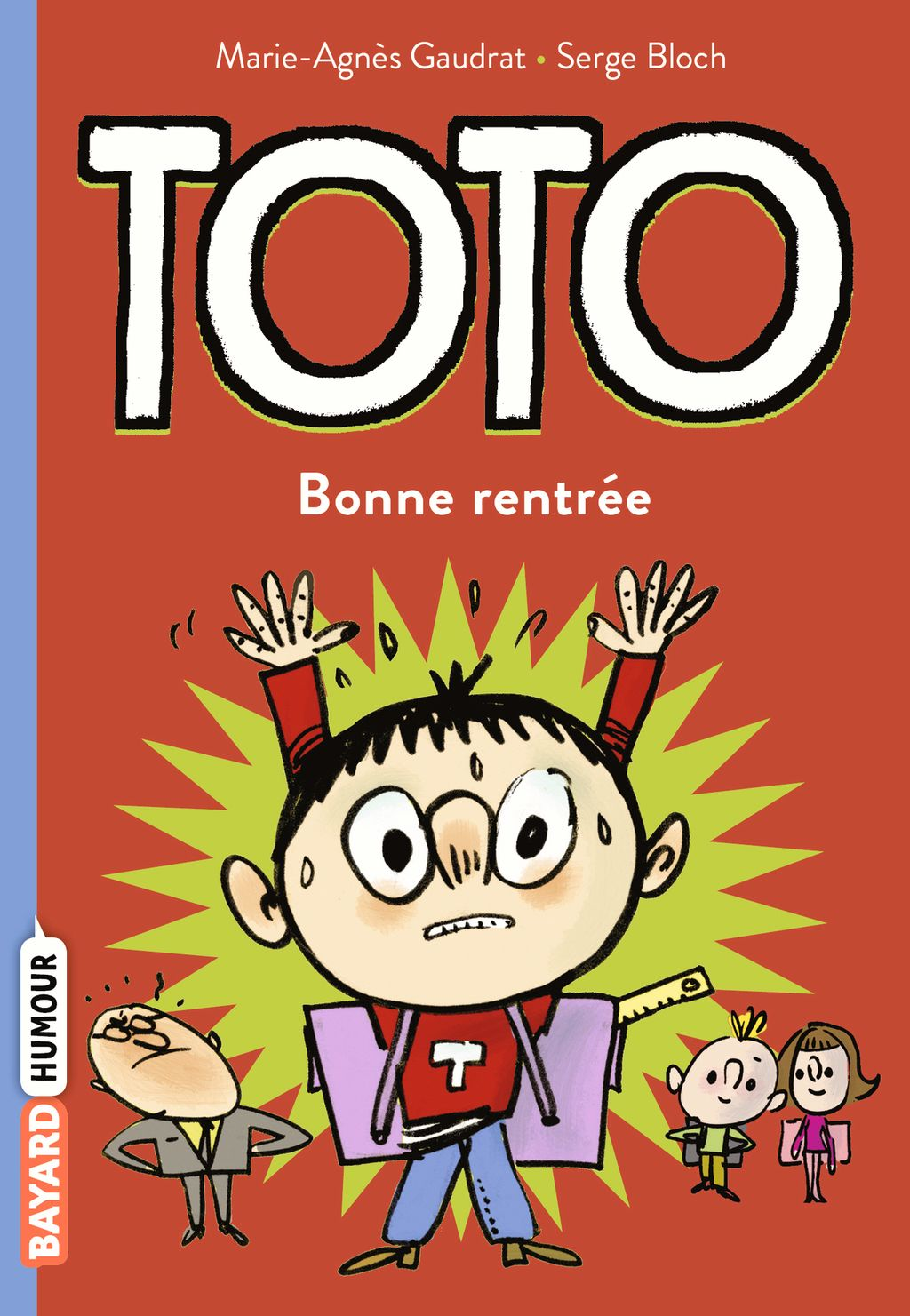 Couverture de «Bonne rentrée, Toto»