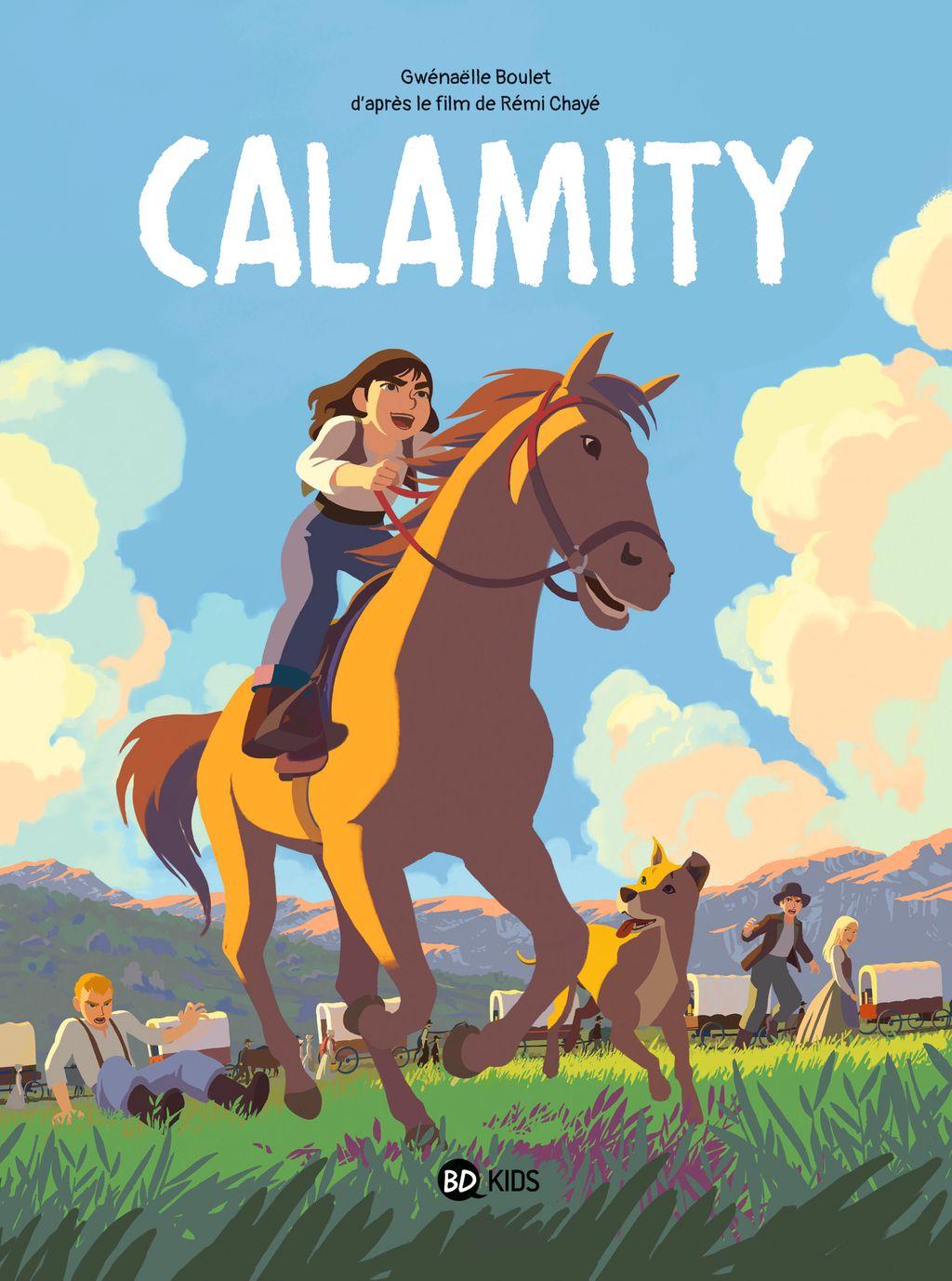 Couverture de «Calamity»