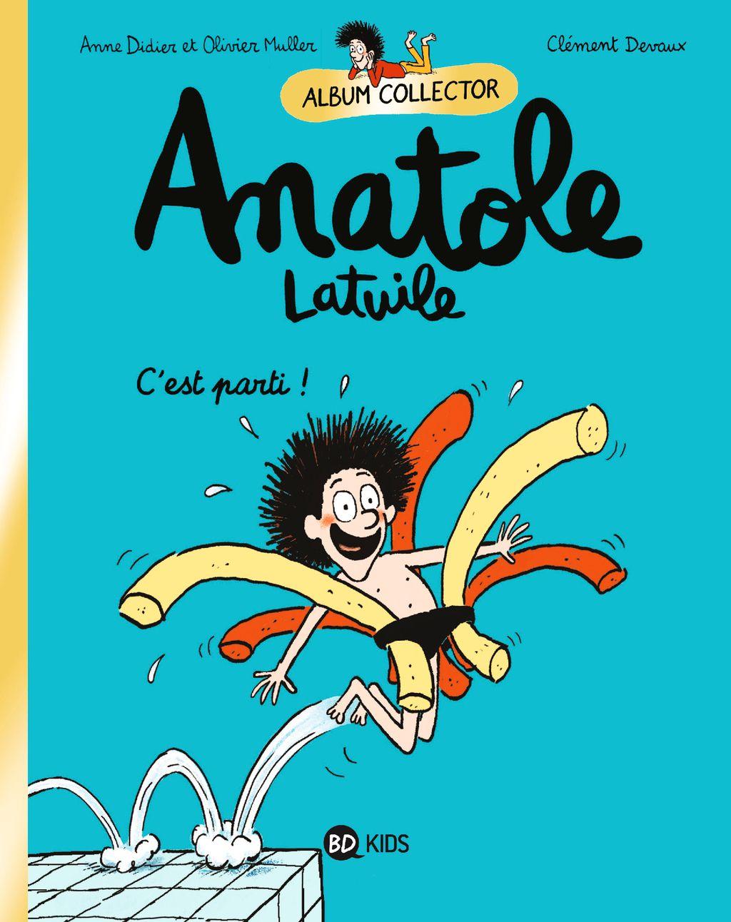 Couverture de «Anatole 1 collector»
