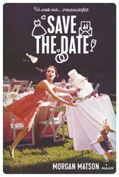 Couverture de «Save the date»