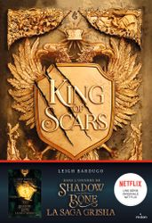 Couverture de « King of scars »