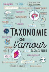 Couverture de «Taxonomie de l'amour»