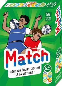 Couverture «Match»