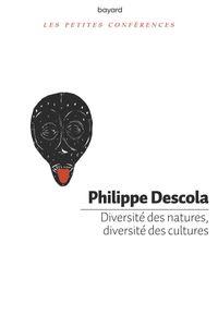Couverture «DIVERSITÉ DES NATURES, DIVERSITÉ DES CULTURES»