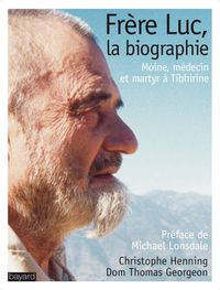 Cover of « FRERE LUC, LA BIOGRAPHIE »