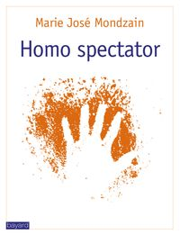 Cover of « HOMO SPECTATOR »
