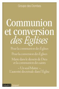 Couverture « COMMUNION ET CONVERSION DES EGLISES »