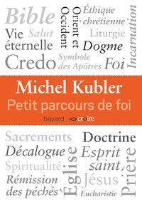 Cover of «PETIT PARCOURS DE FOI»