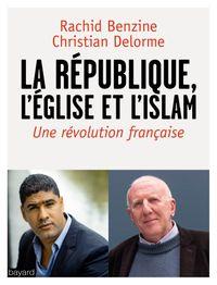 Couverture «L'Eglise, la République, l'islam»