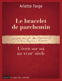 Cover of « Le bracelet de parchemin. NE »
