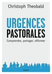 Couverture «Urgences pastorales»