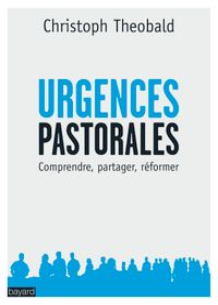 Cover of «Urgences pastorales»