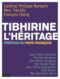 Couverture «Tibhirine : L'héritage»