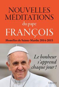 Couverture «Nouvelles méditations»
