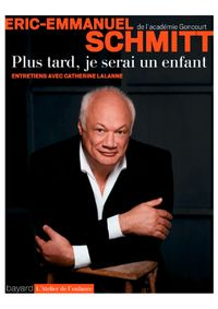 Cover of « Plus tard, je serai un enfant »