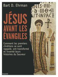 Couverture «Jésus avant les Évangiles»