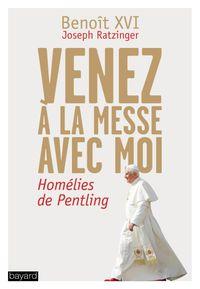 Couverture «Venez à la messe avec moi»
