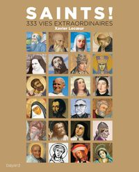 Couverture « Saints »