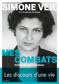 Cover of « Mes combats »