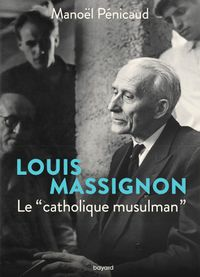 Couverture « Louis Massignon »