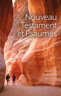 Cover of «Nouveau testament et psaumes»