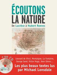 Couverture «Ecoutons la nature»