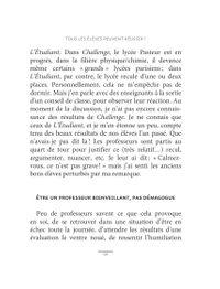 Cover of «Tous les élèves peuvent réussir !»