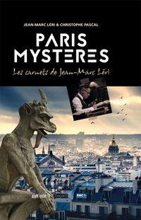 Couverture «Paris Mystères»