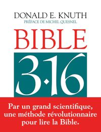 Couverture « Bible 3 : 16 »