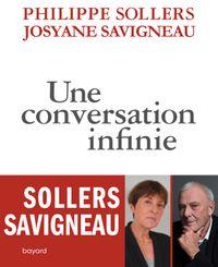 Couverture «Une conversation infinie»