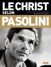 Couverture « Le Christ selon Pasolini »