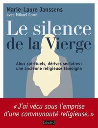Couverture «Le silence de la Vierge»