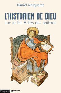 Couverture «L'historien de Dieu»
