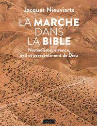 Couverture «La marche dans la Bible»