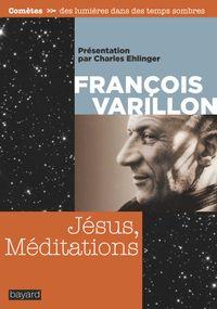 Couverture «Jésus, méditations»