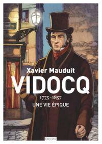 Couverture «Vidocq»